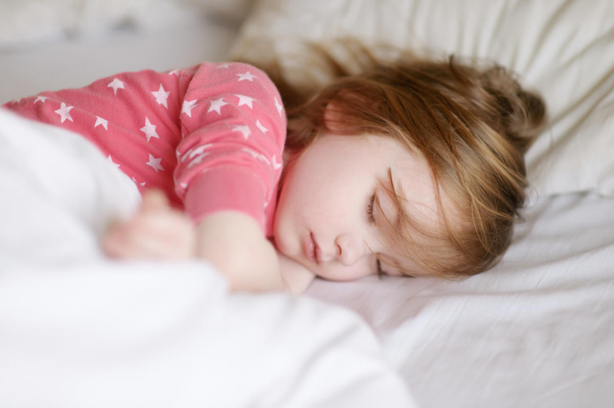 Healthy Sleep Children