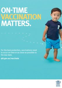 Children-Immunisation