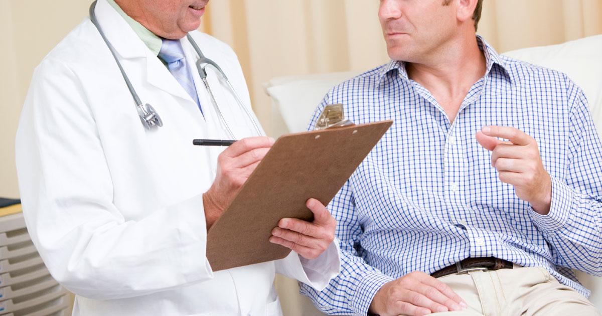 Men's Health - Bulk Billed Health Central Doctors